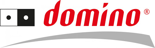 the picture shows logo Domino Polska Sp. z o.o.